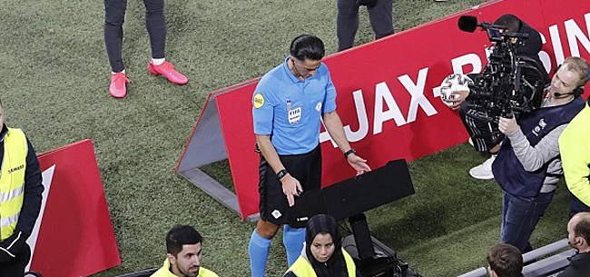 Foto: 'KNVB heeft onwijze blunder begaan rond Ajax - AZ'