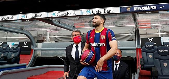 Foto: Agüero spreekt zich uit over Messi: