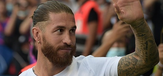 Foto: 'Ramos zadelt PSG met enorm probleem op'