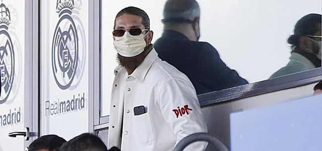 Foto: 'Toptransfer Ramos op losse schroeven door blessure'