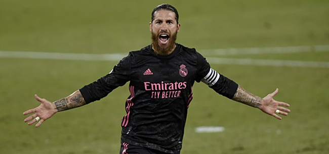 Foto: 'Sergio Ramos naar Paris Saint-Germain'