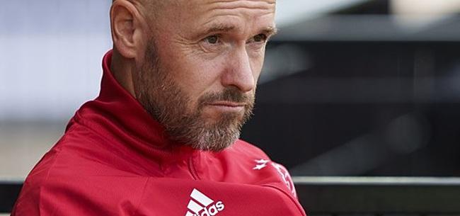 Foto: 'Ajax-transfer aanstaande: Ten Hag wijzigt opstelling'