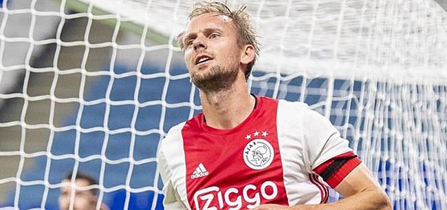 Foto: Siem de Jong spreekt zich uit over mogelijke derde Ajax-periode