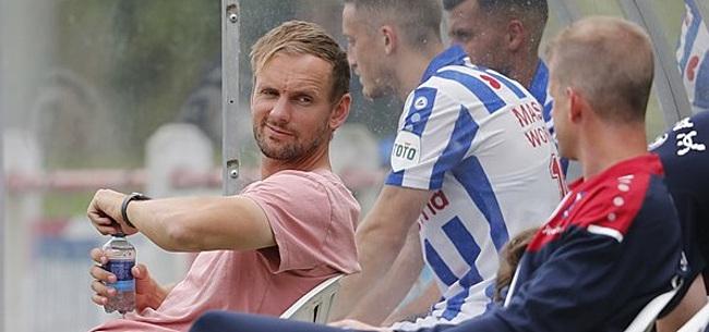 Foto: Bizar: Heerenveen-opponent blokkeert last-minute livestream