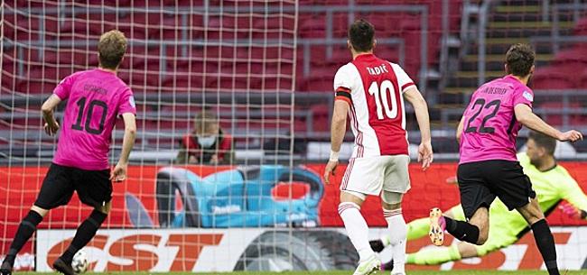 Foto: 'Geliefde Ajacied móét Ajax deze zomer verlaten'