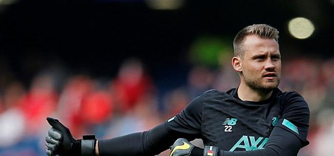 Foto: 'Mignolet had niet mogen vertrekken bij Liverpool'