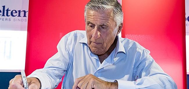 Foto: Swart rouwt om overlijden 'Mister PSV':