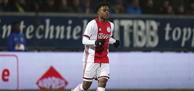Foto: 'Ajax moet nu al vrezen voor vertrek Sontje Hansen'