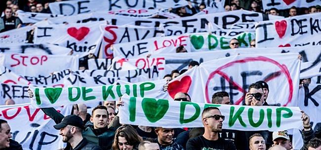 Foto: 'Feyenoord City-plan staat plots op instorten'