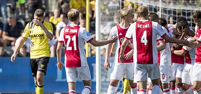 Foto: 'Ajax meldt zich bij Chelsea: 8 miljoen euro'