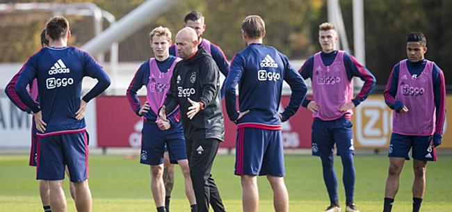 Foto: 'Ajax wil speler met clausule van 50 miljoen euro'