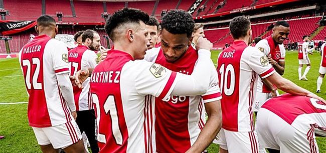 Foto: 'Ajax: 10 miljoen salaris per jaar voor megastunt'