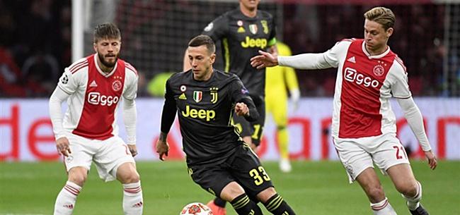 Foto: 'Juventus wil Ajax verslaan met Eredivisie-transfer'