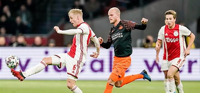 Foto: 'Eredivisie-plan heeft enorme gevolgen voor spelers'
