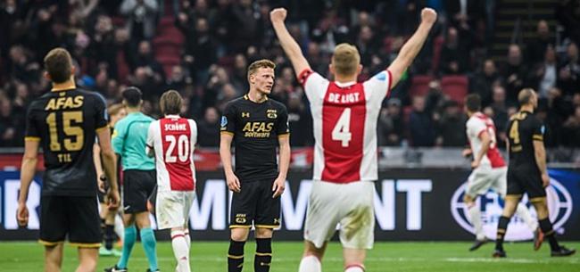 Foto: 'Ajax en AZ gaan voor Nederlands toptalent'