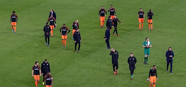 Foto: PSV'ers gefileerd: 'Dan moet je uit het elftal gezet worden, heel simpel'