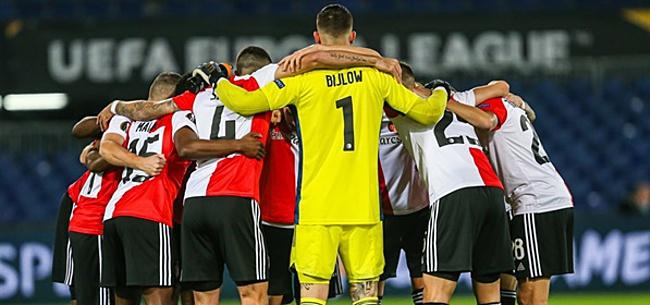 Foto: 'Feyenoord schrikt zich apelazarus in onderhandelingen'