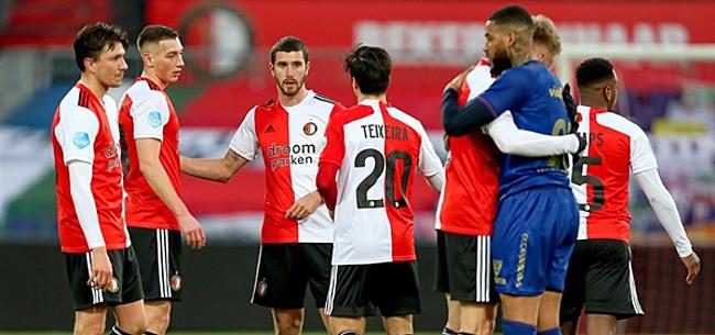 Foto: 'Twee grote Feyenoord-transfers op komst'
