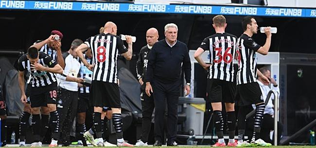 Foto: Overname Newcastle United bijna rond: geen wedstrijden meer op piratenzender