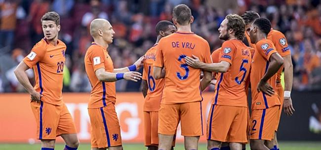 Foto: Van Aerle weet het zeker: 'Hij moet de nieuwe bondscoach van Oranje worden'