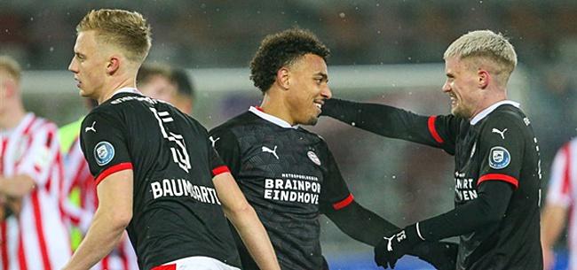 Foto: Gigantische transferblunder PSV: 'Rot op!'