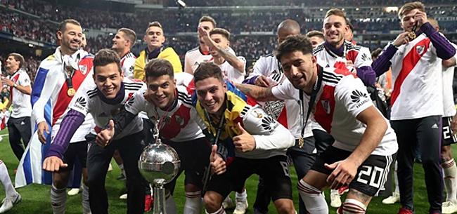 Foto: River Plate sluit stadion, Argentijnse bond woest