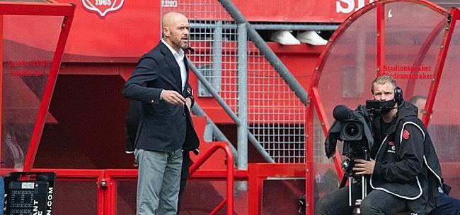 Foto: 'Erik ten Hag moet bommetjes droppen bij Ajax'