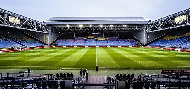 Foto: UEFA stelt Vitesse teleur bij Europese voorrondes