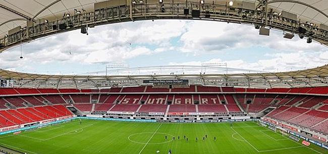 Foto: DFB schorst Stuttgart-ster na identiteitsbedrog