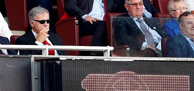Foto: 'Spotify-eigenaar verhoogt bod op Arsenal'