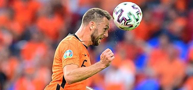Foto: 'Nederlands elftal móét winnen van Oostenrijk'