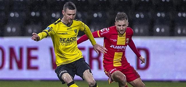 Foto: VVV knokt zich naar kwartfinale KNVB Beker