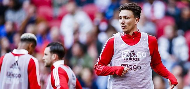 Foto: Zaakwaarnemer Berghuis legt Ajax-transfer uit