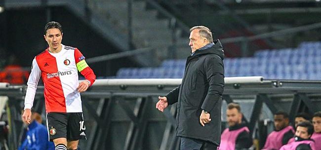 Foto: Verbazing om Feyenoord-nieuws: 'Het is toch gek'