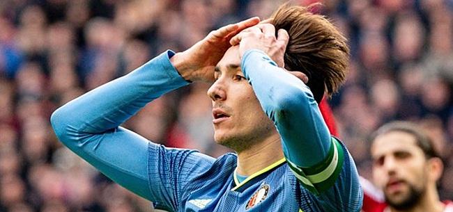 Foto: Berghuis 'ruilt Feyenoord niet zomaar in'