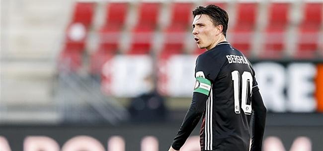 Foto: 'Feyenoord-selectie is er helemaal klaar mee'