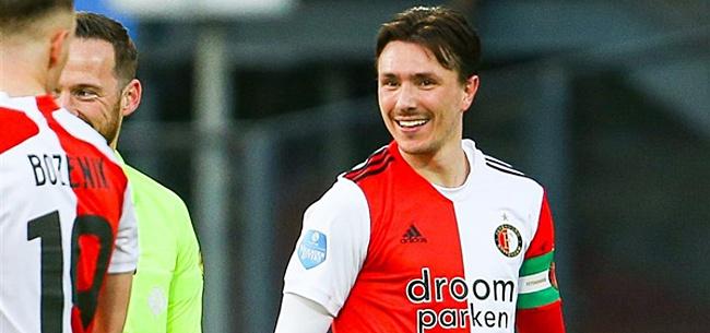 Foto: 'Berghuis bezorgt Feyenoord enorm dilemma'