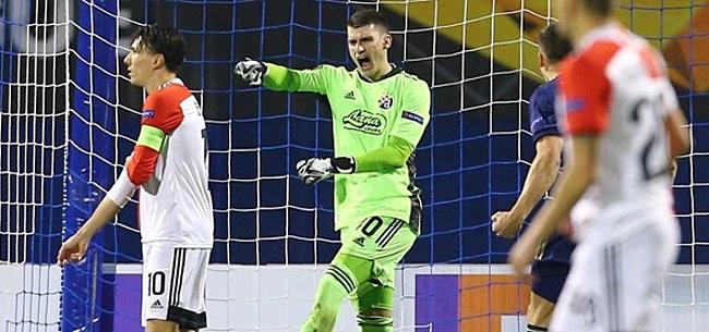 Foto: 'Feyenoorder is klaar na bezoek aan Zagreb'