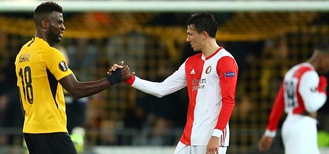 Foto: 'Dit Feyenoord heeft niks meer met Europees voetbal te maken'