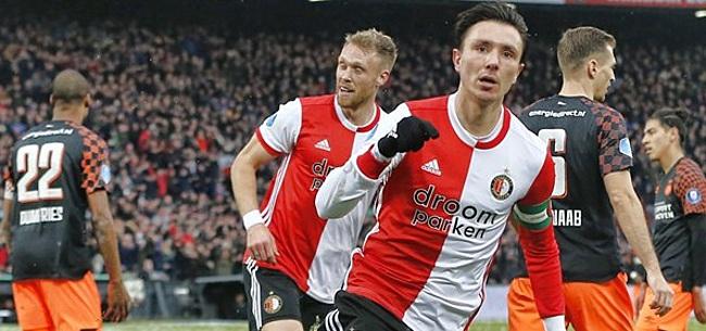 Foto: Lucius voorspelt PSV - Feyenoord: 'Zij zijn het betere team'