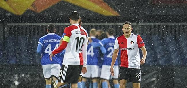 Foto: Nederland ontploft tijdens duel Feyenoord: