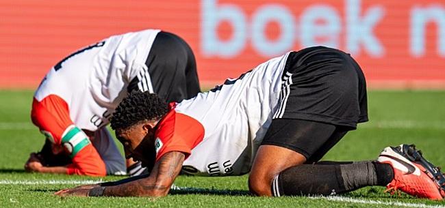 Foto: Afwezige Oranje-international nekt Feyenoord