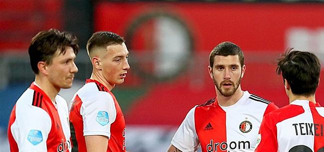 Foto: Feyenoord heeft droomspits al in huis