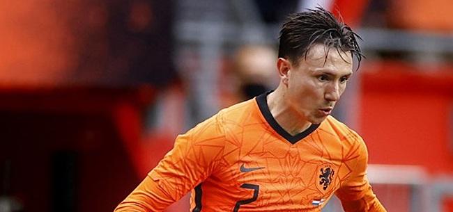 Foto: 'Berghuis dankzij Frank de Boer naar Ajax'