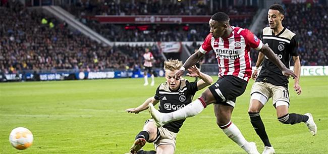 Foto: 'PSV geeft Ajax nu al antwoord over Bergwijn'