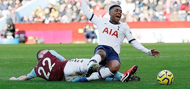 Foto: Mourinho worstelt met positie Bergwijn:
