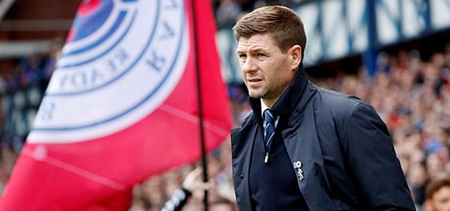 Foto: 'Steven Gerrard vervangt Jürgen Klopp'