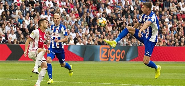 Foto: Ajax heeft opvallend plannetje met Sven Botman