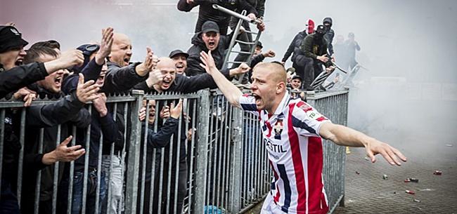 Foto: Van Beek: 'Had van waarde had kunnen zijn voor Feyenoord'