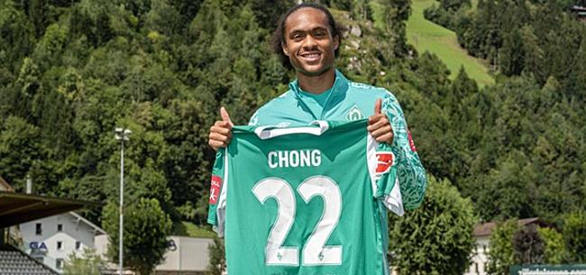Foto: Ook Tahith Chong mag niet naar Jong Oranje